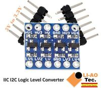 IIC I2C Logic Level Converter Bi-Directional Module 5V to 3.3V