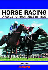 Horse Racing: A Profitable Guide to Betting-ExLibrary