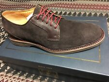 New Sperry Topsider Gold Cup Suede Oxford Mens 7.5