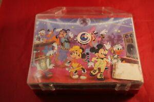 Clementoni Disney  Cubes  Puzzle RETRO VINTAGE RARE OLD
