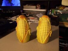 Vintage CORN Salt and Pepper Shakers Made in Japan 5.25 INCHES