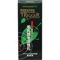 JAPAN KAMINOMOTO Medicated Trigger 180ml Unscented Hair Growth Tonic TRACKING