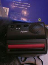 Polaroid 636 instant talking camera