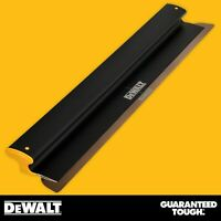 Sheetrock Gyprock Wall-Board Plasterboard High-Impact End Caps Pro-Grade DEWALT Drywall Skimming Blade 2-940 40-Inches Extruded Aluminum /& European Stainless Steel Construction