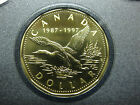 1997 Canadian Specimen Loonie ($1.00) - 10th Anniversary of the Canada Loonie