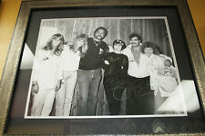 Antique autographed hand signed photo
