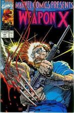 Marvel Comics Presents # 81 (Weapon X by Barry Windsor-Smith) (Estados Unidos, 1991)
