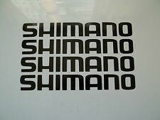 Shimano Fishing Decals - Vinyl Stickers Box Rod Pole Seat Fish Angler