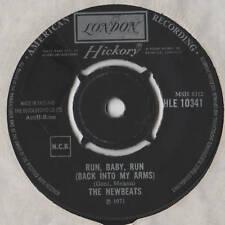 "Newbeats - Run Baby Run 7"" Single 1971"