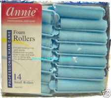 "Soft Foam Hair Rollers CULER NO Hair Breakage Small 5/8"" x 2 1/2""  inch long"