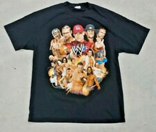 WWE I Was There Canadian Tour 2011/2012 T-Shirt Size Lagre