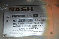 Nash Size SC2SS POS 4  1750 RPM  Test# 90Y0088