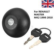 For RENAULT MASTER MKII 1998-2010 Locking Fuel Petrol Diesel Cap & 2 Keys  #
