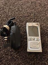 Nokia N91 - 4GB - Light chrome (Unlocked) Smartphone