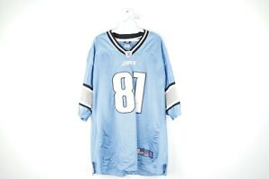 Reebok On Field Mens 54 Detroit Lions Calvin Johnson Football Jersey Stitched 81