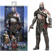 """God Of War 2018 - Kratos 7"""" Action-figur NECA Ultimate Kratos & Atreus"""