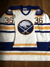 Buffalo Sabres Barnaby Jersey Size 52