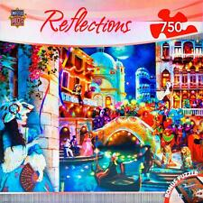MASTERPIECES REFLECTIONS PUZZLE MASQUERADE BALL AIMEE STEWART 750 PCS #31612
