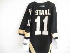 Jordan Staal Pittsburgh Penguins Autographed Signed Reebok Premier Hockey Jersey
