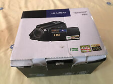 hd camcorder 1920x1080P New In Box
