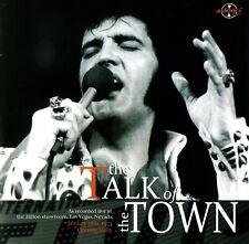RARE CD IMPORT ELVIS PRESLEY- THE TALK OF TOWN - SON PARFAIT-AUDIONICS
