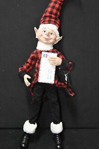 Christmas Elf. Mailing Elf.