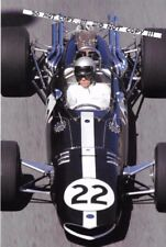 9x6 Photograph Richie Ginther, F1 Eagle T1G Weslake   Monaco Grand Prix 1967