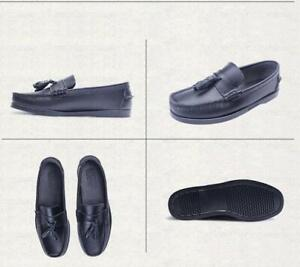 mens vintage shoes Low-cut smooth cowhide casual British handmade casual shoes X