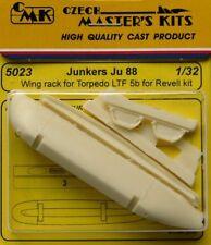 CMK 1/32 Junkers Ju88 Wing Rack for LTF 5b Torpedo for Revell # 5023