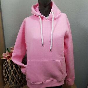 Zwillingsherz Kapuzen Sweater limitiert rosa Pulli  Hoodie neu L