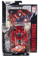 Plastic Ironhide Transformers & Robot Action Figures