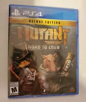 Playstation 4 PS4 - Mutant Year Zero Road To Eden Deluxe Ed. Game - Brand New