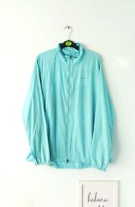 Nike Running Jacket Lightweight Light Blue