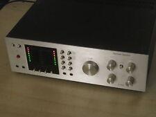 Vintage 1970s Harman Kardon A402 Integrated Stereo Amplifier Amp