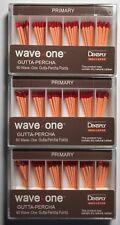 3 Packs WaveOne Wave One Dental Gutta Percha Points Primary In U.S.