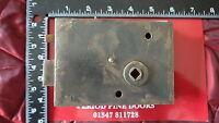 L252 Reclaimed Old Victorian Rim Lock / Door Latch