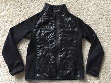 The North Face Girl's Black Pertex Quantum Winter Poly/Nylon Jacket Size M 10/12