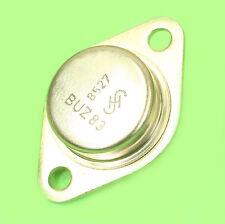 BUZ83 SIEMENS transistor de puissance SIPMOS CANAL N 800V 2,9 A 78W TO3