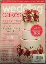 Wedding Cakes Piece Of Cake Make Your Own Autumn 2015 FREE SHIPPING