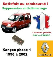 Kit démarrage boitier réparation antidémarrage Renault Kangoo phase 1