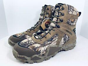 Red Wing Irish Setter Hunting Boots Camo Vaprtrek Primaloft 2873 Men's Size 14 D