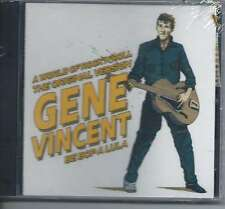 CD Gene VINCENT A World Of Rock'N'Roll NEUF 28 titres