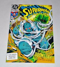 Superman The Man Of Steel 18 HIGH GRADE NM- Doomsday