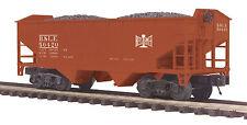 MTH Premier O #50436 B&LE Bessemer Lake Erie 2-Bay Offset Hopper Car 20-97817
