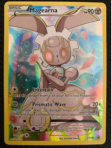 Magearna XY186 Full Art Promo Pokemon Card NM