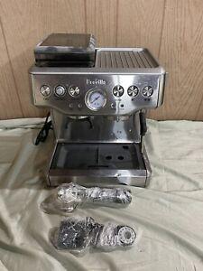 Breville BES860XL the Barista Express Espresso Machine