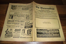 die BIENENPFLEGE  #  1/1936 -- Schulungsblatt Landesfachgruppe Imker Württemberg