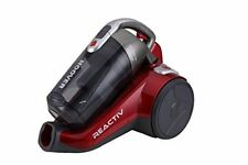 Hoover Rc81 Rc25 Cylinder Vacuum Cleaner 2l 800w a Grigio metallico Rosso