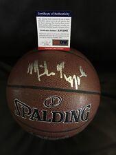 Mike Krzyzewski Signed NBA Basketball Team USA Olympic Coach K PSA/DNA