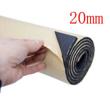 1 X Car Van Sound Proofing Deadening Insulation 20mm Closed Cell Foam 50X100CM